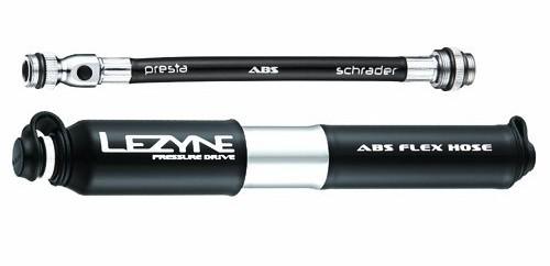 LEZYNE(レザイン) PRESSURE DRIVE S BLACK