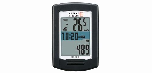 キャットアイ(CAT EYE) CC-GL10 [ステルス10] GPS スピードセンサーレス