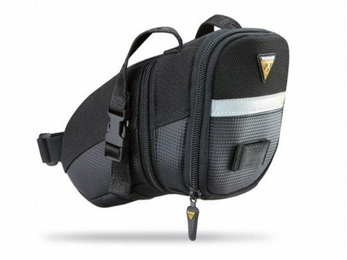 TOPEAK(トピーク) Aero Wedge Pack (Strap Mount) Mサイズ ブラック BAG21902