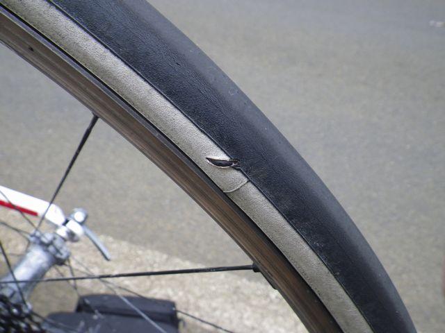 ロードバイク タイヤ