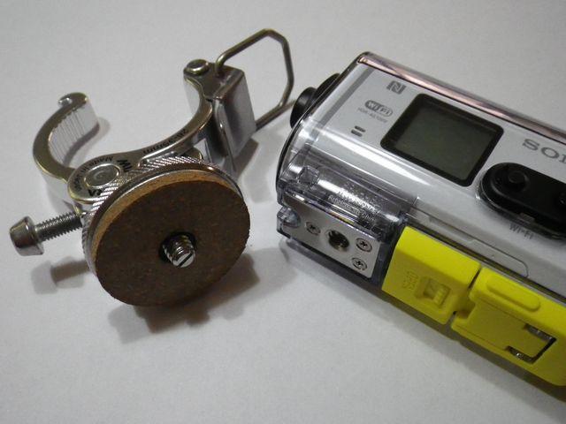 ソニーアクションカム HDR-AS100V