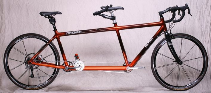 daVinci Designs - Performance Handbuilt Tandem Bicycles