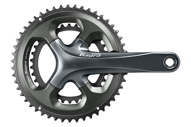Shimano - Tiagra FC4700 チェーンセット