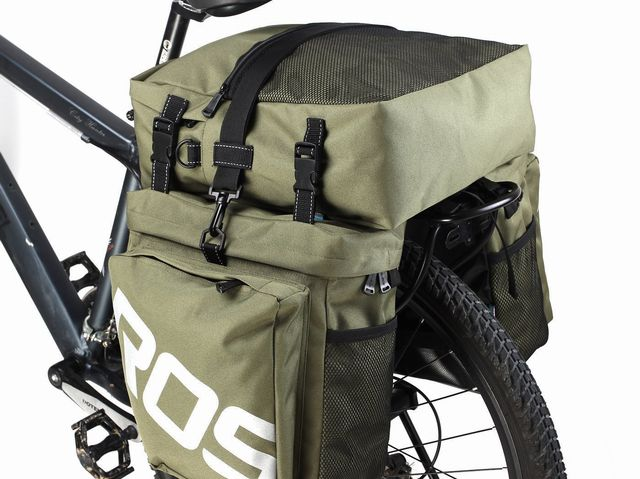 ArcEnCiel JAPAN 高品質丈夫な自転車サイドバッグ