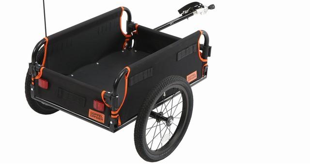 ドッペルギャンガー マルチユースサイクルトレーラー容量65リットル