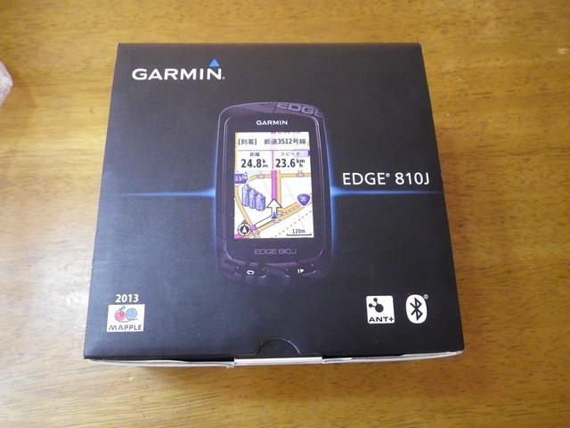 GARMIN Edge810