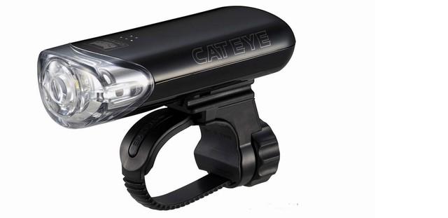 CAT EYE(キャットアイ) ヘッドライト [HL-EL140] ブラック JIS前照灯規格適合品
