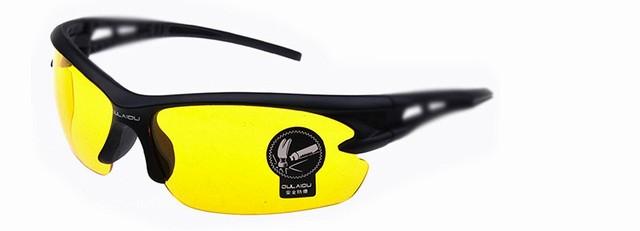 【LudusFelix】スポーツサングラス UV400 紫外線カット
