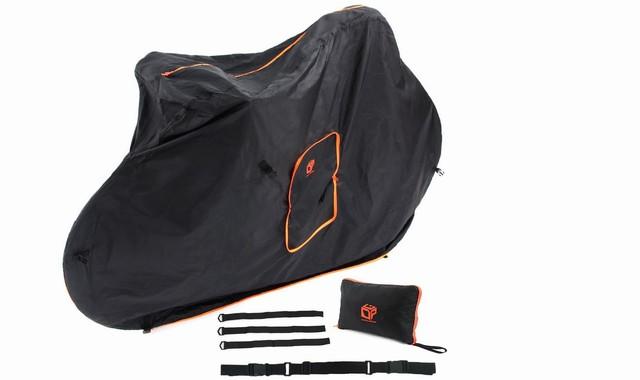 ドッペルギャンガー マルチユースキャリングバッグ 防水リップストップ素材輪行バッグ