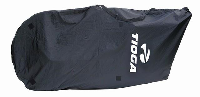 TIOGA(タイオガ) コクーン (ポーチ タイプ) カラー:ブラック