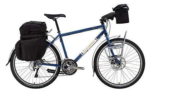 LOUIS GARNEAU(ルイガノ) ロードバイク 16 GMT-V PEARL BLUE サイズ(C-T):370mm(16LG-GMV-05)