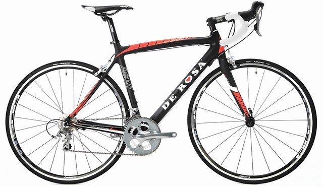 De Rosa 【デローザ】 Avant Tiagra Carbon Road Bike