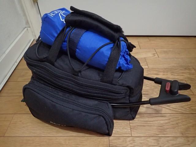 ミドルサイズ(4-6L)サドルバッグ