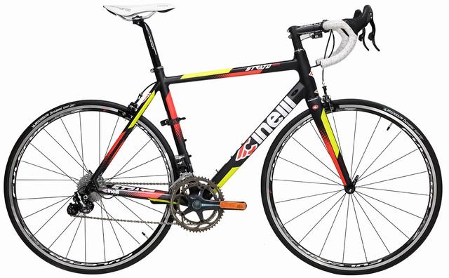 Cinelli Strato Faster Athena EPS 11 Carbon Road Bike - Fulcrum Wheelset Edition