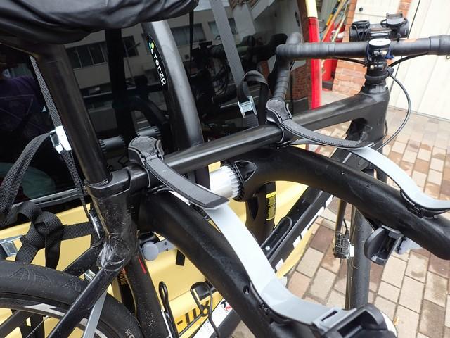 nbox 自転車 固定ベルト