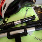 ロードバイク 携帯ポンプ